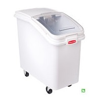 Rubbermaid FG360288WHT ProSave Ingredient Bin with scoop