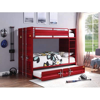 37910 Cargo Twin Over Twin Bunk Bed
