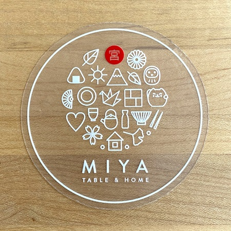 Miya Sticker Icons Clear