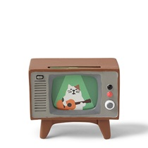 "Figurine 1.5""H Tv"