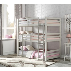 37420 Ronnie Twin Triple Bunk Bed