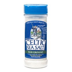 Celtic Sea Salt ® Brand - Fine Ground Shaker Jar (8 oz)