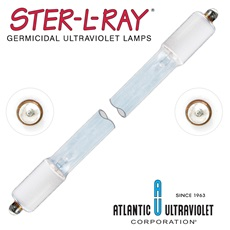 24-1P / UV Lamp with Armorlite for Nutripure Model 2B-SC / 3B-SC / 4B-SC / 5B-SC