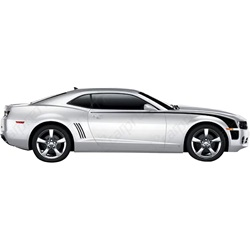 2010-2015 Camaro Hockey Side Stripe