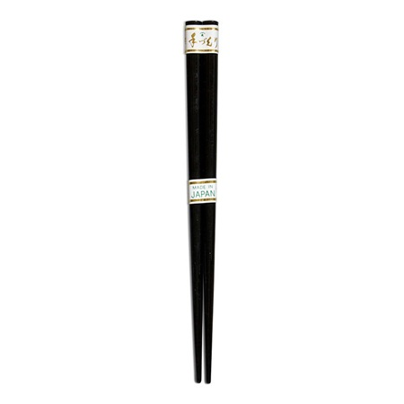 Lacquered Chopsticks - Black Sm
