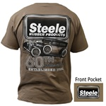 Steele 60th Anniversary T-Shirt