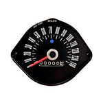 Mustang Speedometer Gauge (65 GT - 66 All)