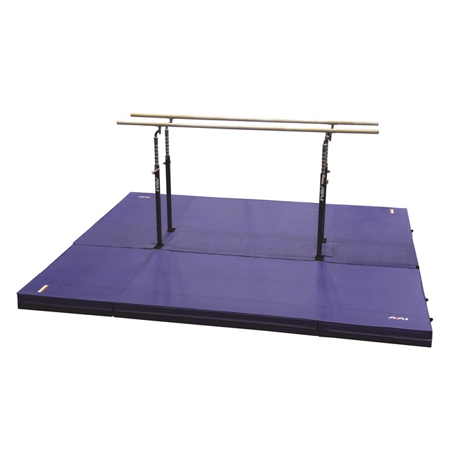 AAI Domestic Parallel Bars Landing Mat Configuration