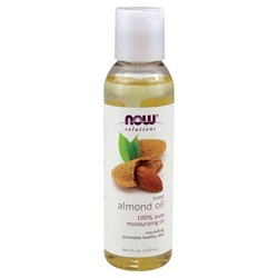 Sweet Almond Moisturizing Oil - 4 FL OZ