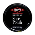 Kelly's Shoe Polish, Neutral, 3oz Tin