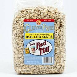 Oats, Regular Rolled - Gluten Free (32oz Bag)