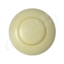 AIR BUTTON TRIM: #15 CLASSIC TOUCH, GLOW IN THE DARK