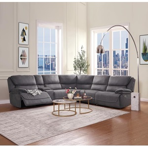 55120 Neelix Power Motion Sectional Sofa