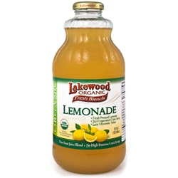 Lemonade (Lakewood), Organic - 32oz (Case of 12)