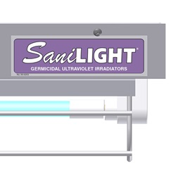 SaniLIGHT® UV Air and Surface Irradiating Fixtures - Instant Start