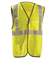 High Visibility Premium Mesh 5-pt. Break-Away Vests