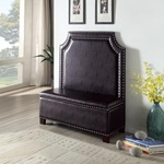 57260 FAIRLY,SETTEE W/STORAGE