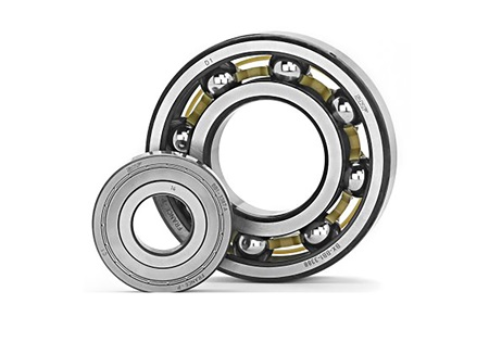 Angular Contact Ball Bearing | Double Row | Double Seal
