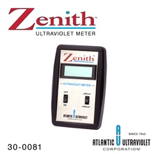 Zenith™ Meter: 254nm Germicidal 2 range 0.01 UV-1.999MV/sq cm