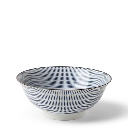 "Sen Colors 8.5"" Bowl - Navy"