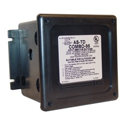 CONTROL: AS-TD COMBO-95-10 MINUTE, 120/240V, 20AMP, WITHOUT BUTTON