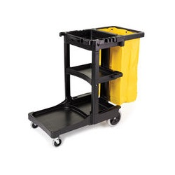 2000 Janitor Cart