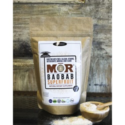 MōR® Baobab Super Fruit Powder (8 oz)