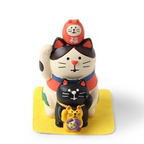 Figurine Fortune Cat Stack