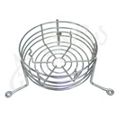 LIGHT PART: WIRE CAGE HEAT GUARD LIGHT HOLDER