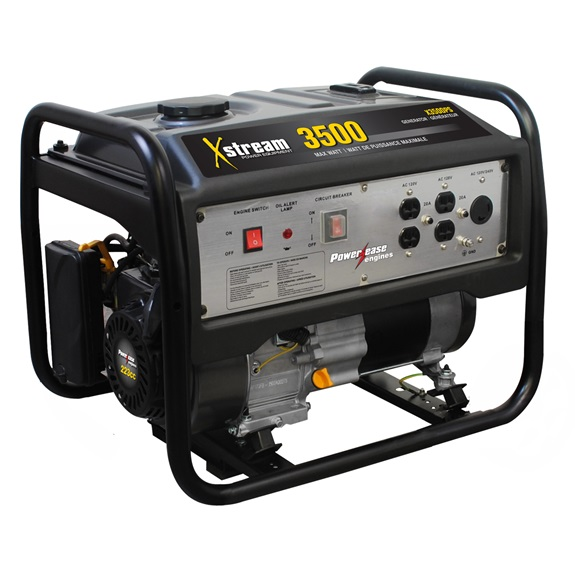 GENERATOR, 3500G-RATED 2.8KW