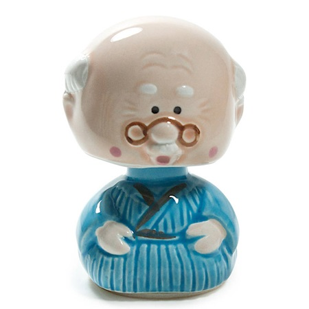 Bobble Head Grandpa