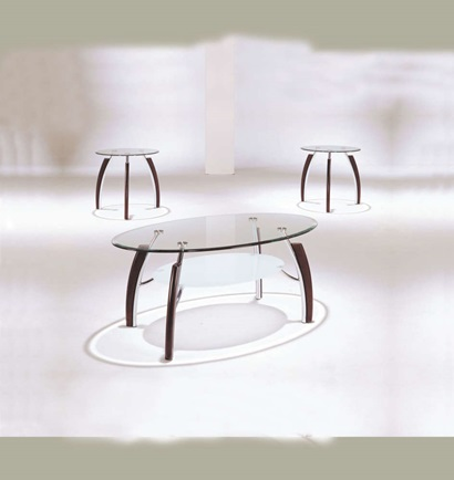 08188 KIT MARTINI 3PC COFFEE/END TABLE