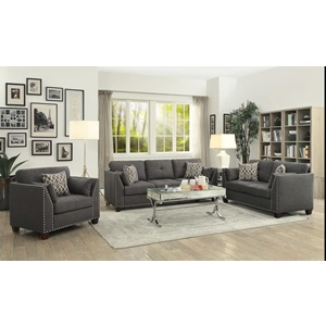 52406 LOVESEAT W/2 PILLOWS
