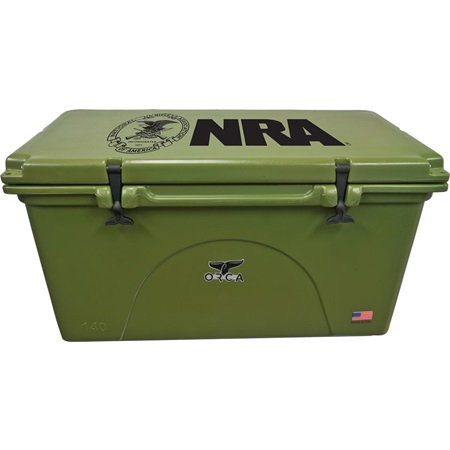 NRA Green 140 Quart