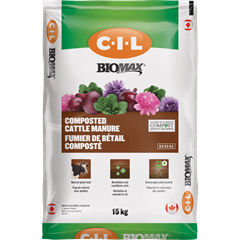 C-I-L Biomax Composted Cattle Manure