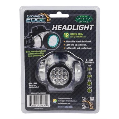 Green Eye LED Headlight
