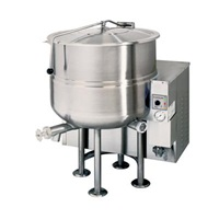 Cleveland KGL-80 80 Gallon Gas Kettle