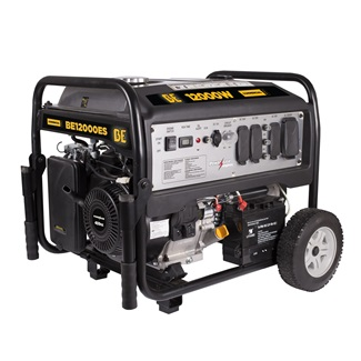 12000 Watt Electric Start Generator