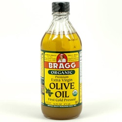 Olive Oil, Extra Virgin - Organic (16oz)