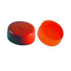 Protective Cap, RE-2.5, Orange