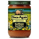 Sunflower Butter, With Salt (Organic) - 16 oz