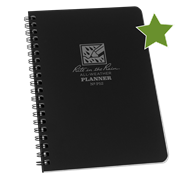 Side Spiral Undated Planner