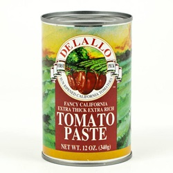 Tomato Paste (DeLallo®) - 12oz (Case of 24)