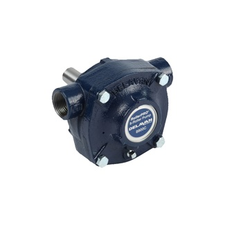 Cast Iron 150 PSI Solid Shaft CCW Rotation Pump