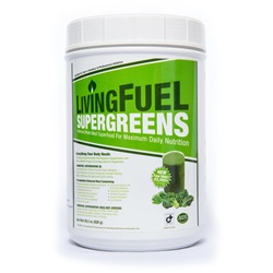 LivingFuel SuperGreens Powder (828 g)