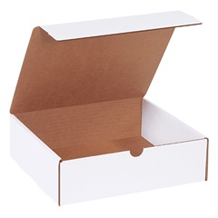10 X 9 X 3 ECT32B WHITE LITERATURE MAILER 50/BD   ML1093