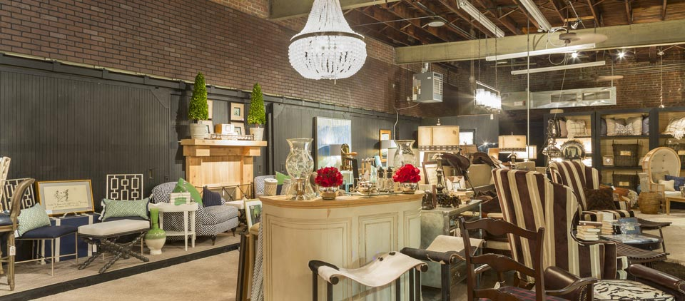 The Joy Tribout Interiors Warehouse And Showroom Is Filled With An  Ever Changing Array Of Exquisite And Expertly Curated Home Furnishings,  Including Century ...