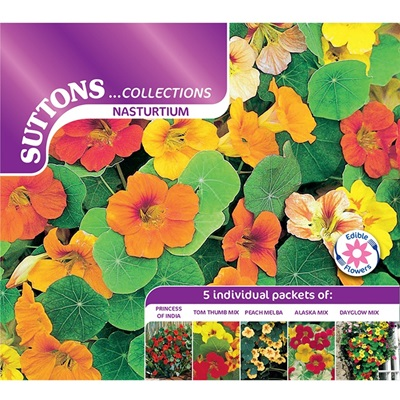 Nasturtium* Collection