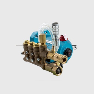 PUMP ASSY 4DX20E 2000PSI