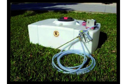 55 Gallon Spot Sprayer
